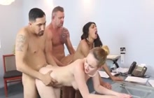 Office foursome