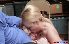 Forced Pleasure They Feel as Thief Let Officer screwed Her