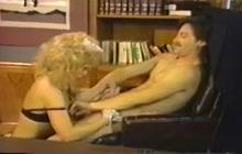 Nina Hartley is one naughty maid
