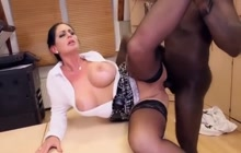 Busty German MILF nailed by BBC